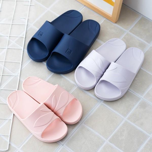 Womens Summer House Slippers Open Toe Shower Sandals