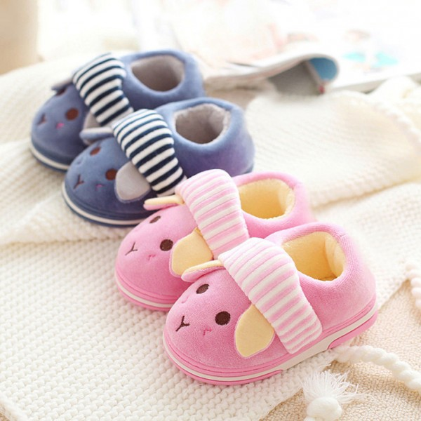 Cute Cartoon Slippers for Kids and Toddler Cute Puppy Dog Slipper Shoes
