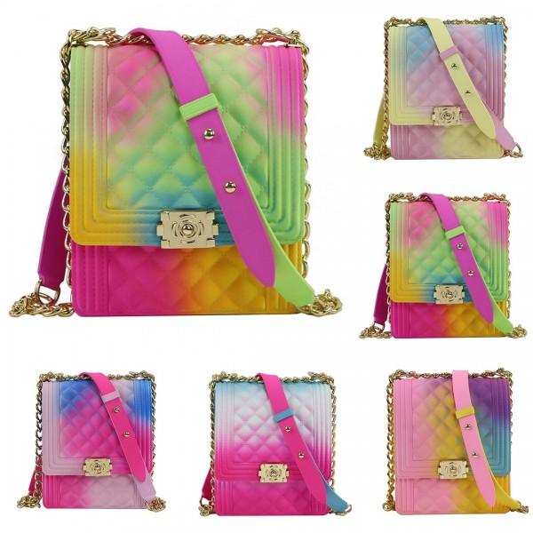Women's Small Phone Bag Colorful Crossbody Bag